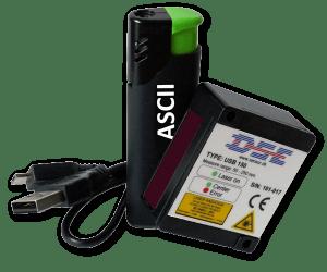 Compact USB-150 Non-Contact Distance Sensor